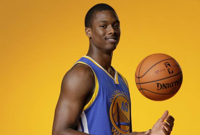 Goodbye Harrison Barnes